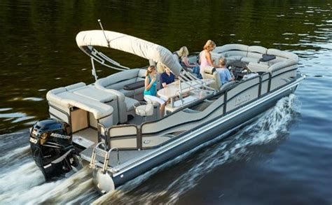 Pontoon Boats For Sale Quebec by Premier Pontoons Boundary Waters 310 2017 New Boat For