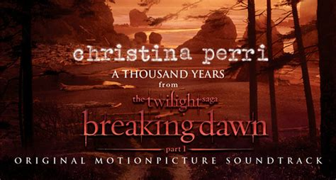 Watch A Thousand Years- Christina Perri