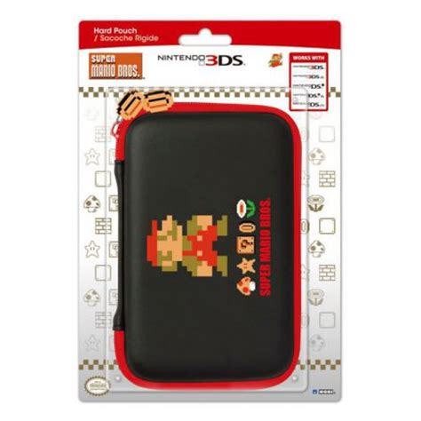 housse protection sacoche rigide new 3ds xl dsi xl officie