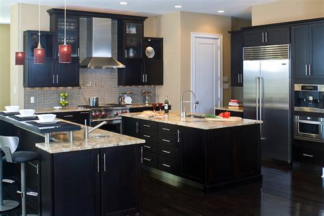 22 Dark Kitchen Ideas Before And After Kitchen Cabinets How To Build Your Own Fairfield Nj Antique Looking Trim On All White Sliding Door Cabinet Good Quality
