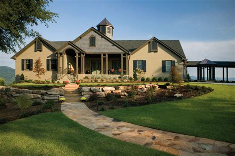 """Remodel Of A 1980""""s Ranch House  Traditional Exterior"""