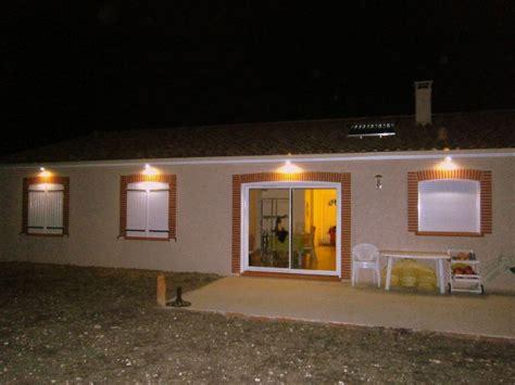 eclairage ext 233 rieur 1 notre projet de future maison