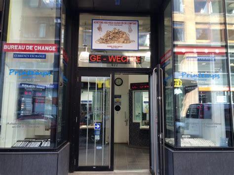 bureau de change montr 233 al qc 477 rue sainte catherine o canpages
