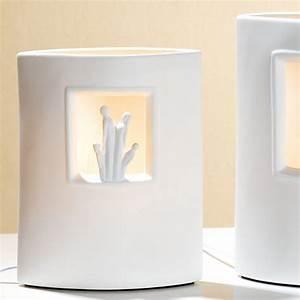Tischleuchte Ohne Stromkabel : lampe wir sind eins 39 wei porzellan gilde nachttischlampe stimmungsbeleuchtung tischleuchte ~ Markanthonyermac.com Haus und Dekorationen