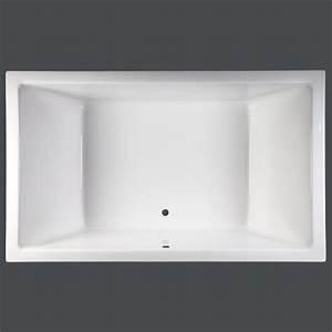 Badewanne 120 Cm : badewanne 190 x 120 x 50 cm f r 2 personen mona t r design ~ Markanthonyermac.com Haus und Dekorationen