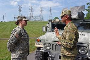 Tennessee National Guard Soldiers conduct security ...