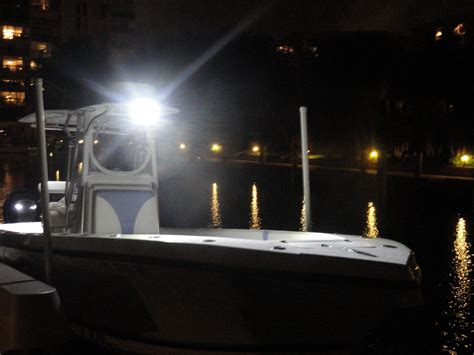 Light The Night Led Boat Lights by Led Spreader Lights Boat Show Special 59 99 The Hull