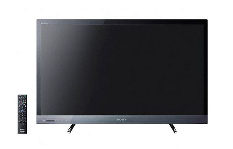 sony unveils new bravia tv range equipped with 500gb drives