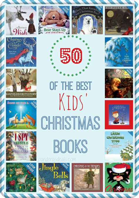 The Berenstain Bears Christmas Tree by 50 Great Kids Christmas Books List