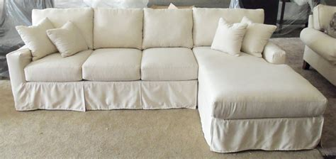 Slipcovers For Sectionals With Chaise  Home Furniture Design