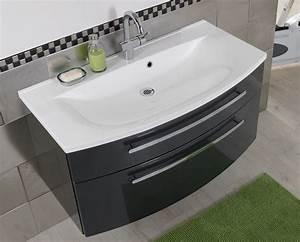 Waschtisch Mit Spiegelschrank 80 Cm : waschtisch mit unterschrank 90 cm genial waschbecken 80 breit 63106 hause deko ideen galerie ~ Markanthonyermac.com Haus und Dekorationen