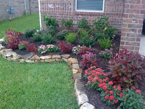 pictures of flower beds gallery