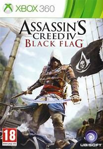 Assassin's Creed IV: Black Flag (2013) Xbox 360 credits ...