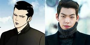 This Korean Webtoon based its characters off of real ...