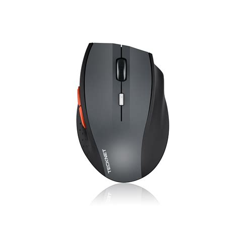 Tecknet Mouse by Tecknet 2 4ghz Wireless Mouse With 2400dpi Mice Pc