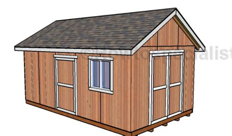 12x20 shed plans universalcouncil info