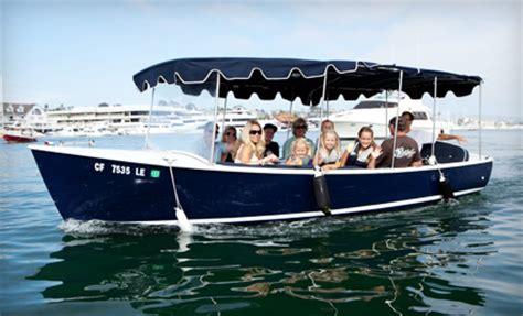 Duffy Boat Rentals Newport Beach Livingsocial by Adventures Boat Rentals Newport Beach Ca Groupon