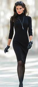20 Stylish Black Outfit Ideas for Your Holidays - Outfit ...