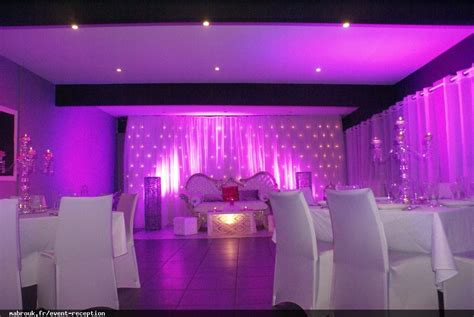 salle mariage dcoration de mariage