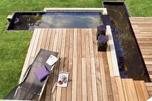 Terrasse Bauen Anleitung : holzterrasse unterbau selber bauen 4 schritt anleitung ~ Markanthonyermac.com Haus und Dekorationen