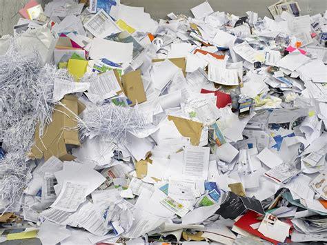 recyclage papiers cedre