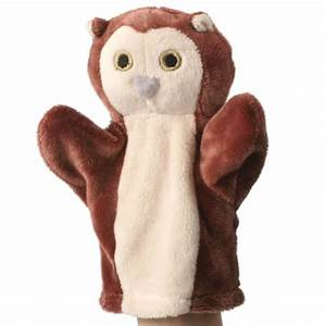 My First Owl Puppet by The Puppet Company