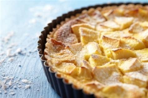 tarte aux pommes recettes de tarte aux pommes par l atelier des chefs