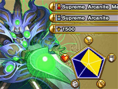 supreme arcanite magician character yu gi oh