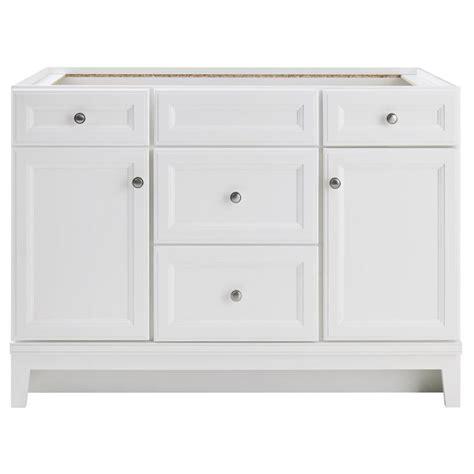 shop freshfit calhoun white bathroom vanity