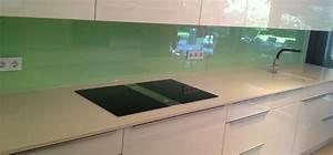 Glasrückwand Küche Beleuchtet : glasr ckwand glasr ckwand als spritzschutz in der k che ~ Markanthonyermac.com Haus und Dekorationen