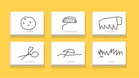 Speedboat Quick Draw by Google S A I Is Really Good At Recognizing Your Doodles
