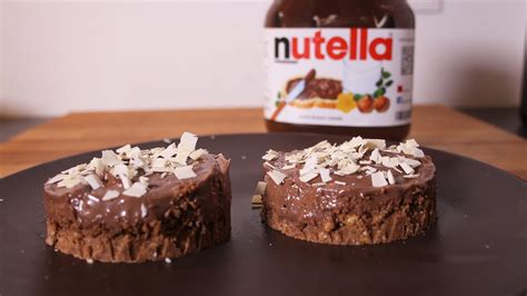 cheese cake nutella recette sans cuisson