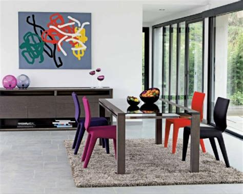 chaise salle 224 manger quelle couleur convient le mieux