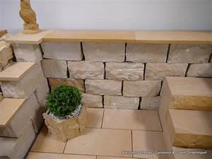 Was Ist Sandstein : sandstein mauersteine 20x20x40 cm lagerfugen ges gt sandstein natursteine ist ein ~ Markanthonyermac.com Haus und Dekorationen