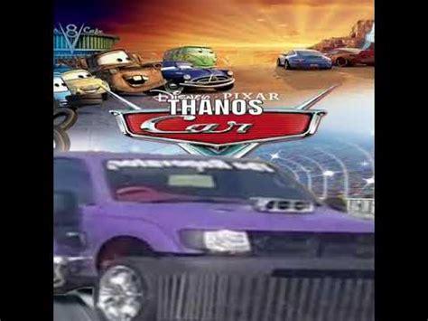 Thanos Car Thanos Car Youtube