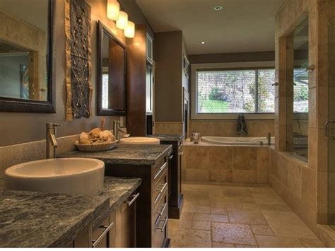 Key Elements For A Spainspired Bathroom