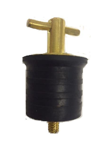 Boat Drain Plug Home Depot by Brass Twist Drain Plug