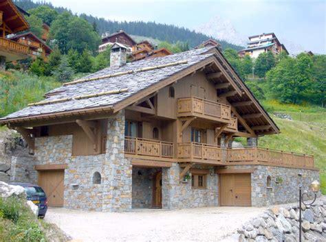 chalet de montagne 224 m 233 ribel atelier raymond brun architectes