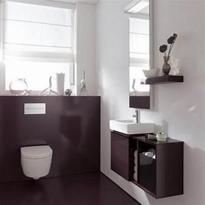 Gäste Wc Gestalten : g ste wc einrichtungsbeispiele ~ Markanthonyermac.com Haus und Dekorationen