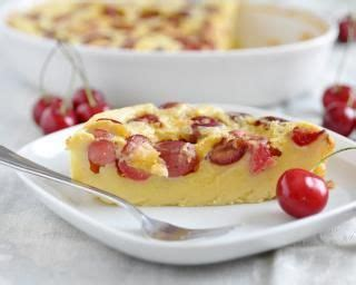 check out clafoutis aux cerises griottes it s so easy to make diet desserts