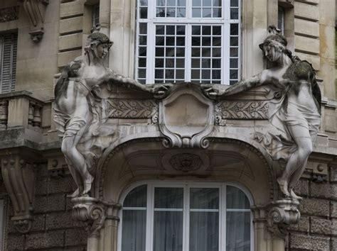 cariatides 16 rue d abbeville parisarchitecture