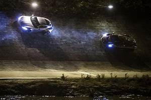 James Bond's Aston Martin DB10 takes on Spectre villain's ...