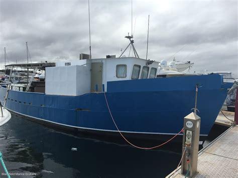 Small Catamaran For Sale Australia by Trawler For Sale Trawler Boats For Sale Australia