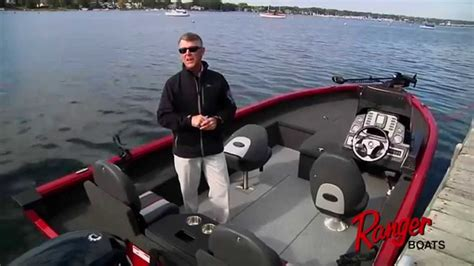 Ranger Aluminum Boats Youtube by Ranger Aluminum Boats 17 Vs1780 Deep V Walk Through Youtube