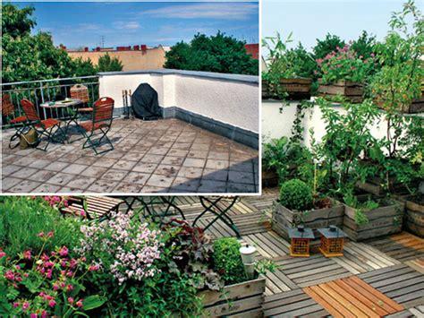 Dachterrasse Gestalten  Gartengestaltung Dekoration