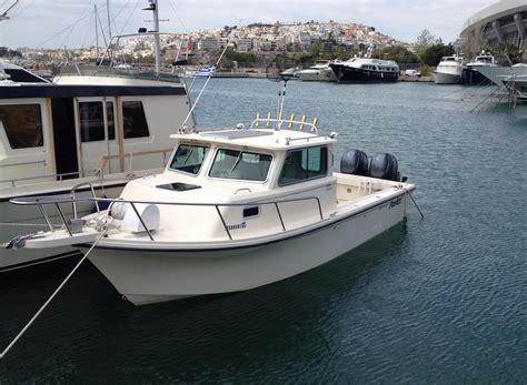Parker Boats In Florida by 2006 Parker 2520 Sl Sport Cabin Power Boat For Sale Www