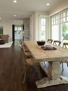 Esstisch Helles Holz : rustikale esstische 15 robuste und praktische designs mit stil ~ Markanthonyermac.com Haus und Dekorationen