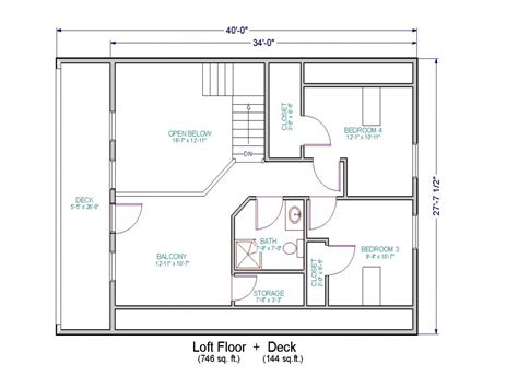 Small House Floor Plans With Others Simple Small House