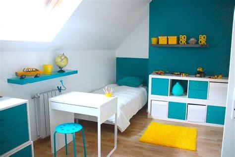 chambre bebe bleu canard paihhi