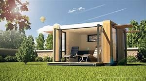Gartenhaus Modernes Design : modernes gartenhaus gartenhaus pinterest gartenhaus haus und garten ~ Markanthonyermac.com Haus und Dekorationen